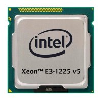 Intel Xeon E3-1225 v5 (4x 3.30GHz) SR2LJ CPU Sockel 1151...