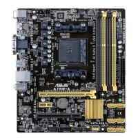 ASUS A78M-A  AMD A78 Mainboard Micro-ATX Sockel FM2+...