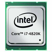 Intel Core i7-4820K (4x 3.70GHz) SR1AU CPU Sockel 2011...