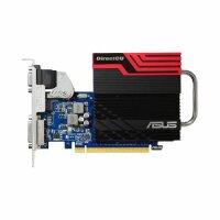 ASUS Geforce GT 620 DirectCU Fermi 2 GB DDR3 passiv...