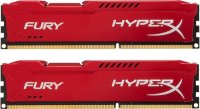 Kingston HyperX Fury 8 GB (2x4GB) HX316C10FRK2/8...