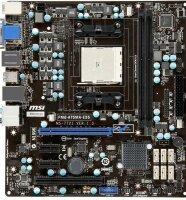 MSI FM2-A75MA-E35 MS-7721 Ver.1.3 AMD A75 Mainboard Micro...