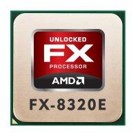 AMD FX Series FX-8320E (8x 3.20GHz) FD832EWMW8KHK CPU...