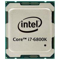 Intel Core i7-6800K (6x 3.40GHz) SR2PD CPU Sockel 2011-3...