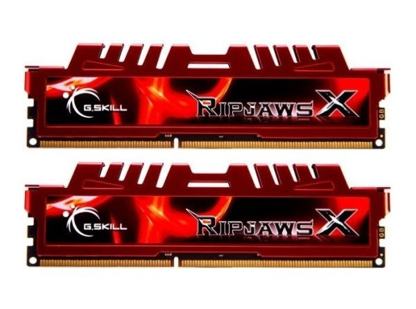 G.SKILL Ripjaws 8 GB (2x4GB) F3-12800CL9D-8GBXL DDR3-1600 PC3-12800   #29736