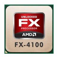 AMD FX Series FX-4100 (4x 3.60GHz) FD4100WMW4KGU CPU...