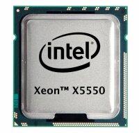 Intel Xeon X5550 (4x 2.67GHz) SLBF5 Sockel 1366   #87854