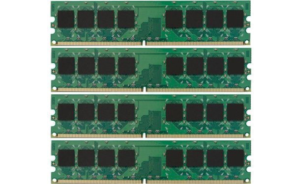 4 GB (4x1GB) RAM 240pin DDR3-1066 PC3-8500   #31278