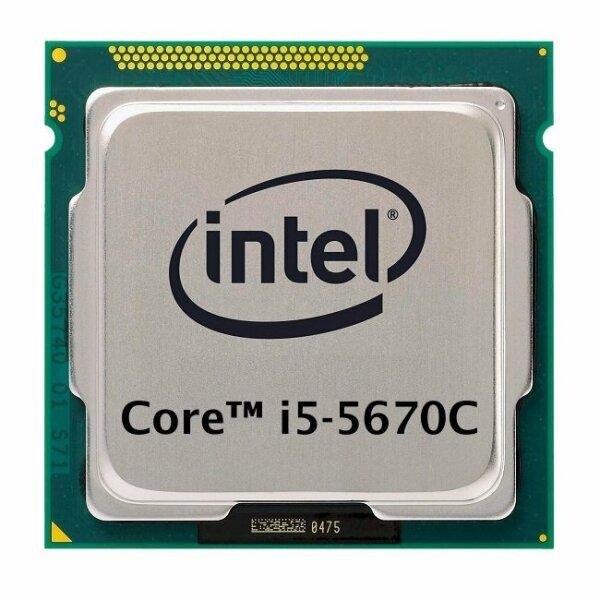 Intel Core i5-5675C (4x 3.10GHz) SR2FX CPU Sockel 1150   #110645