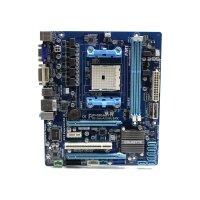 Gigabyte GA-A75M-S2V Rev.1.0 AMD A75 Mainboard Mini ATX...