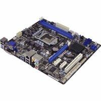 ASRock H67M Rev.1.05 Intel H67 Mainboard Micro ATX Sockel...