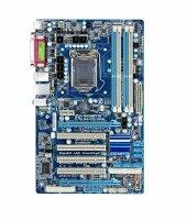 Gigabyte GA-P55-UD3L Rev.2.3 Intel H55 Mainboard ATX...