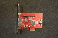 IDE eSATA SATA PCI-x1 Adapter   #35648