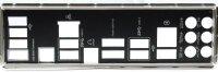 ASUS P9X79 PRO - Blende - Slotblech - IO Shield   #126529