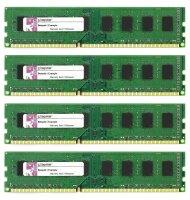 Kingston 8 GB (4x2GB) KVR1333D3N9K2/4G DDR3-1333...