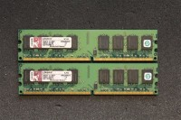 Kingston KVR 2 GB (2x1GB) KVR533D2N4/1G 240pin DDR2-533...