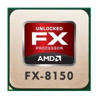 AMD FX Series FX-8150 (8x 3.60GHz) FD8150FRW8KGU CPU...