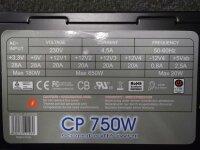 CombatPower CP 750W ATX Netzteil 750 Watt   #33349