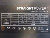 Be Quiet Straight Power E8 400W (BN153) ATX Netzteil 400...