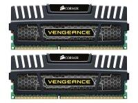 Corsair Vengeance 8 GB (2x4GB) CMZ8GX3M2A1600C8 DDR3-1600...