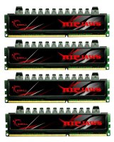 G.SKILL Ripjaws 8 GB (4x2GB) F3-10666CL7D-4GBRH DDR3-1333...