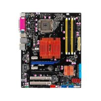 ASUS P5N-D nForce 750i SLI Mainboard ATX Sockel 775...