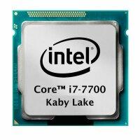 Intel Core i7-7700 (4x 3.60GHz) SR338 CPU Sockel 1151...