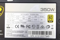Cougar A350 350W ATX Netzteil 350 Watt 80+   #88660