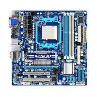Gigabyte GA-880GM-UD2H Rev.1.0 AMD 880G Mainboard Micro...