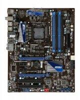 MSI P67A-GD53 (B3) MS-7681 Ver.2.1 Intel P67 Mainboard...