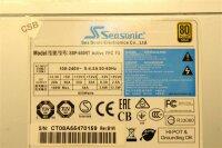 Seasonic SSP-650RT 650 Watt ATX Netzteil 80+ 650 W   #110422