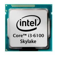 Intel Core i3-6100 (2x 3.70GHz) SR2HG Skylake CPU Sockel...
