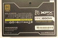 XFX Core Edition Pro XPS-850W-SEW ATX Netzteil 850 Watt...