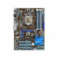 ASUS P7P55 LX Intel P55 Mainboard ATX Sockel 1156   #31322