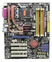 MSI P45 Neo3 MS-7514 Ver.1.0 Intel P45 Mainboard ATX...
