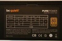 Be Quiet Pure Power L8-CM-730W (BN183) ATX Netzteil 730...