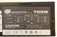 Cooler Master B700 700W (RS-700-ACAB-D3) ATX Netzteil 700...