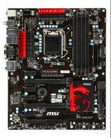 MSI Z77A-G45 GAMING MS-7752 Ver.3.1 Intel Z77 Mainboard...