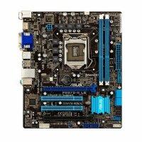 ASUS P8B75-M LE Intel B75 Mainboard Micro-ATX Socket 1155...