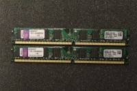 Kingston 4 GB (2x2GB) KTH-XW4400C6/2G DDR2-800 PC2-6400...
