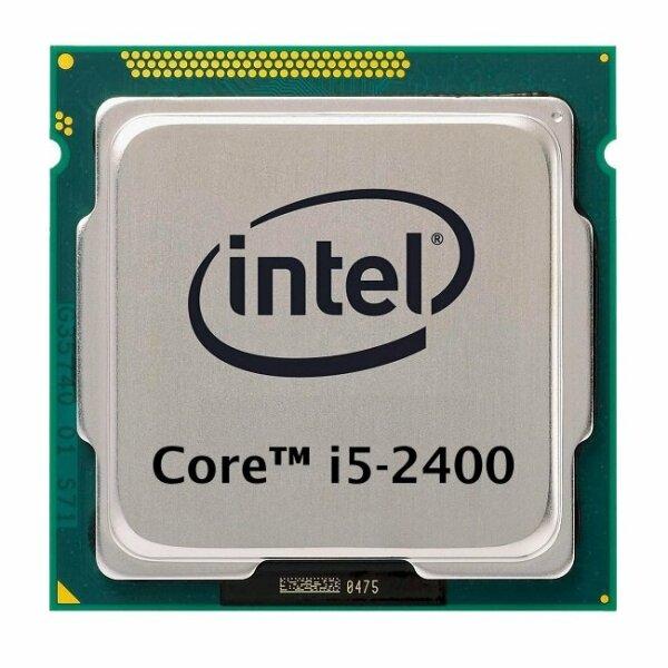 Intel Core i5-2400 (4x 3.10GHz) SR00Q CPU Sockel 1155   #32370