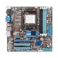 ASUS M4A78LT-M  AMD 760G Mainboard Micro ATX Sockel AM3...