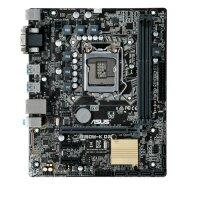 ASUS B150M-K D3 Intel B150 Mainboard Micro ATX Sockel...