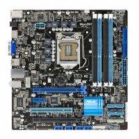 ASUS P8H67-M Intel H67 Mainboard Micro-ATX Socket 1155...