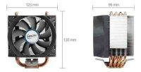 Arctic Freezer 13 CO für Sockel 939 AM2 AM2+ AM3...