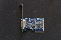 ASRock DVI Graphics-SI RoHS DVI Porterweiterung Karte...