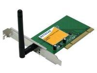 NETGEAR WPN311 Range Max 108 Mbps Wireless PCI Adapter...
