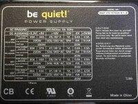Be Quiet BQT P5 470W-S1.3 470 Watt   #33144
