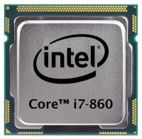 Intel Core i7-860 (4x 2.80GHz) SLBJJ CPU Sockel 1156...