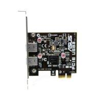 ASUS PCIE USB3 Controller Card 2x USB 3.0 PCIe x1    #70016